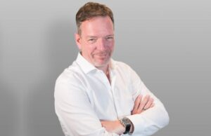 FDP Bürgermeisterkandidat Jens Schnügger. Foto: ein